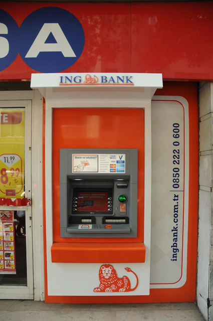 ATM #2, 2013.